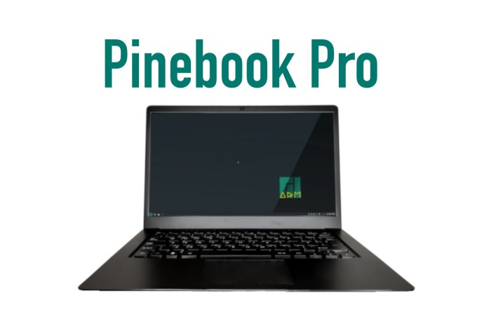 Pinebook Pro Linux Laptop Is Back in Stock and You Can Get One for Only $220 USD