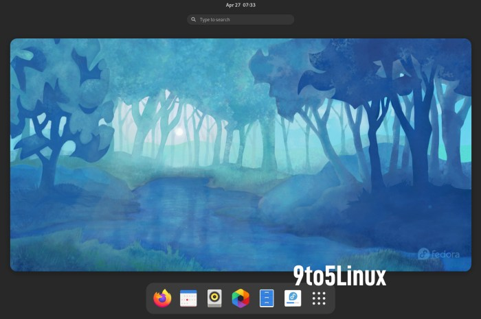 Fedora Linux 34 Officially Released with GNOME 40, Linux Kernel 5.11, and More