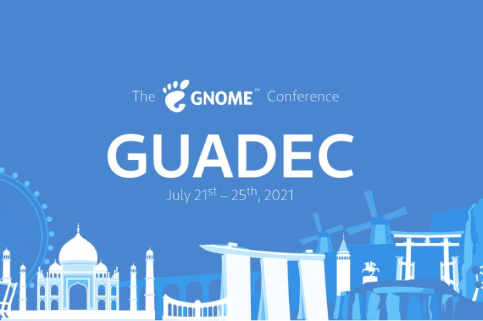 GNOME's GUADEC 2021 Conference Will Take Place July 21–25 to Future-Proof FOSS
