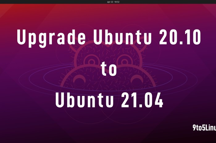 You Can Now Upgrade Ubuntu 20.10 to Ubuntu 21.04, Here's How