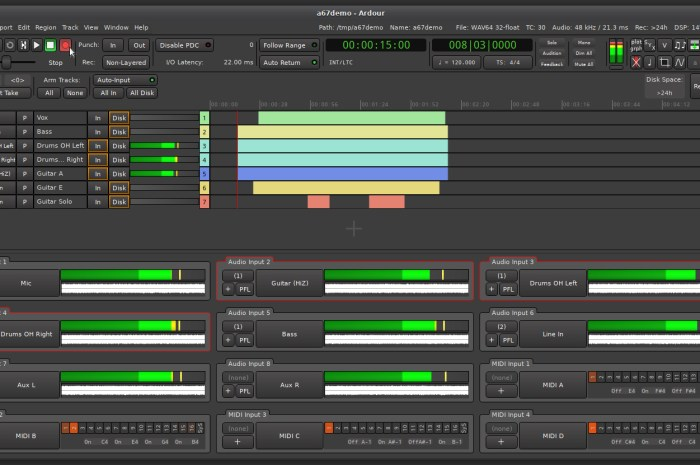 """Ardour 6.7 Open-Source DAW Released with Dedicated """"Recorder"""" Tab, Many Improvements"""