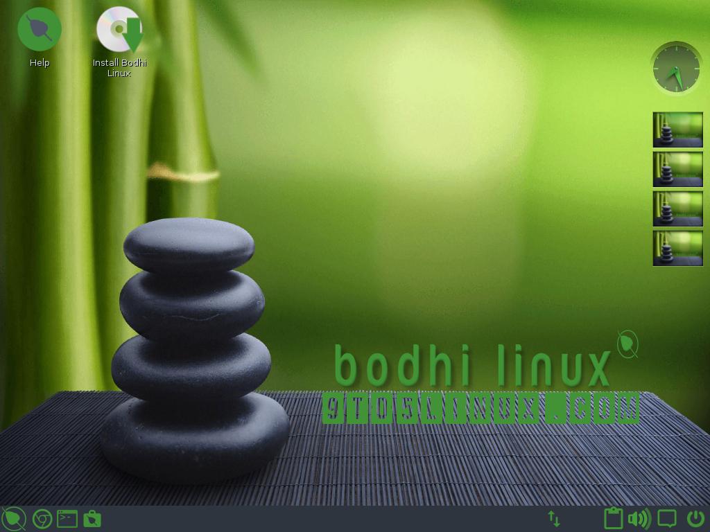 Bodhi Linux 6.0