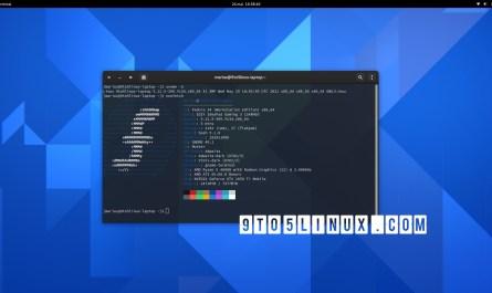 Fedora Linux 34 Kernel