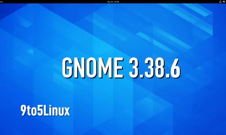 GNOME 3.38.6