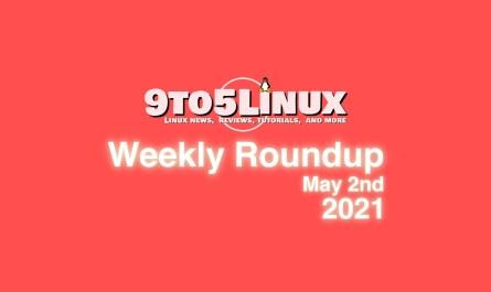 Weekly Roundup May 2nd