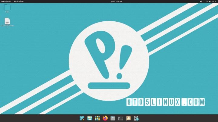 COSMIC desktop