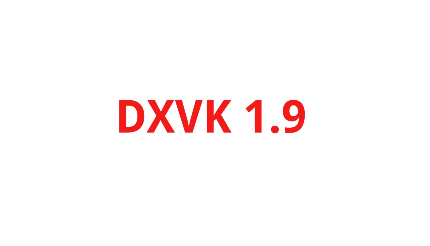DXVK 1.9