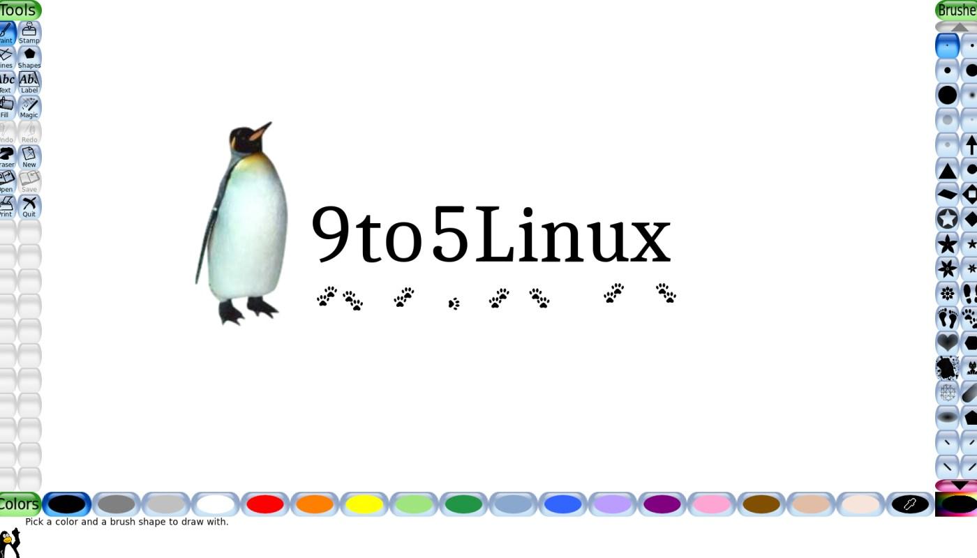 Tux Paint 0.9.26
