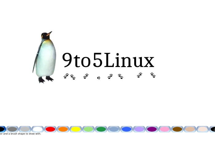 Tux Paint 0.9.26 Open-Source Drawing Software for Children Released with New Magic Tools