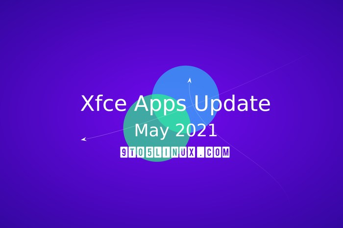 Xfce's Apps Update for May 2021 Brings Improvements to Thunar, Mousepad, and More