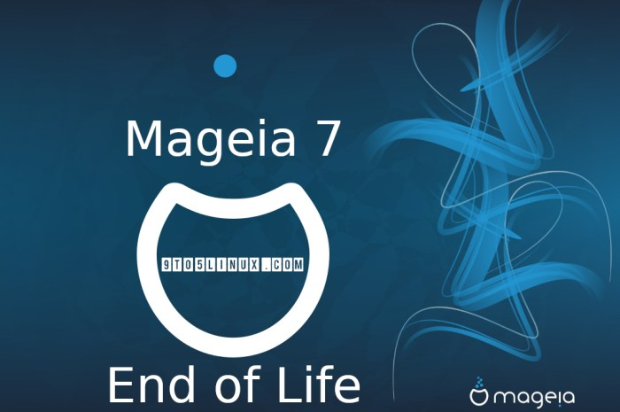 Mageia 7 Reached End of Life on June 30th, 2021, Here's How to Upgrade to Mageia 8