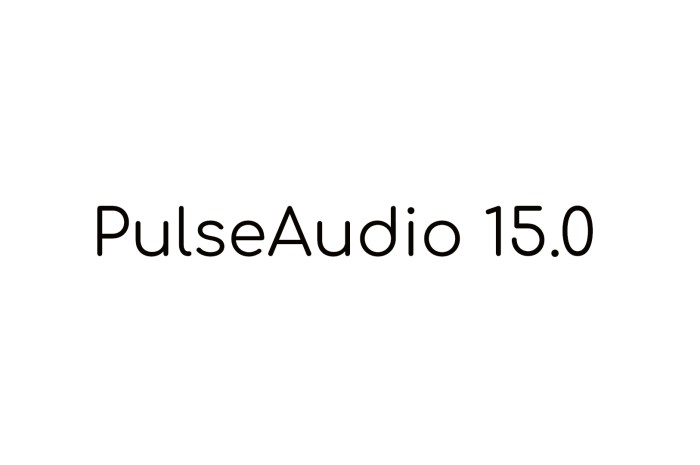 PulseAudio 15.0 Released with Support for LDAC and AptX Codecs, Improved Hardware Support