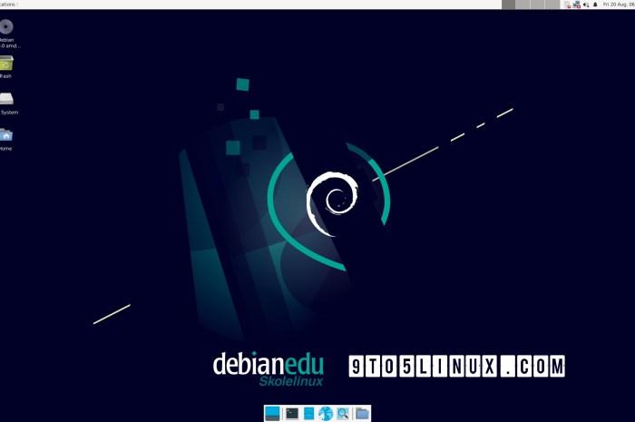 "Debian Edu 11 ""Bullseye"" Released as a Complete Linux Solution for Schools"