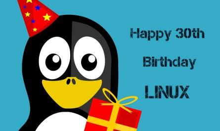 Linux 30th Birthday