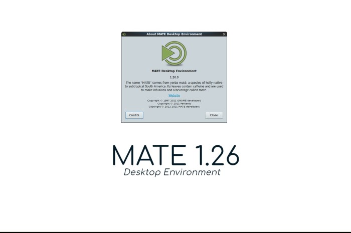 MATE 1.26 Desktop Environment Released with Initial Wayland Support, Updated Apps