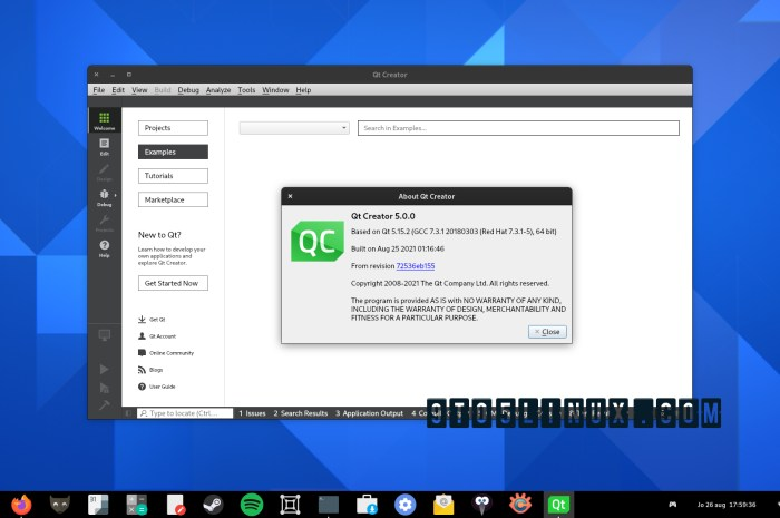 Qt Creator 5.0 Open-Source IDE Released as a Major Update with Experimental Features