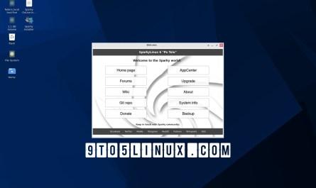 SparkyLinux 6.0