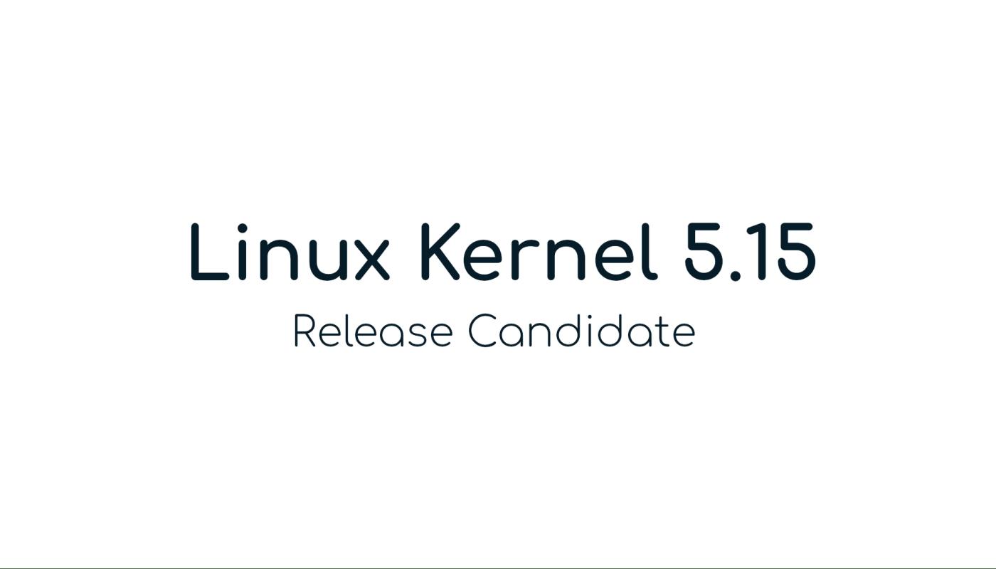 Linux 5.15 Kernel