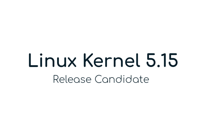Linus Torvalds Announces First Linux 5.15 Kernel Release Candidate