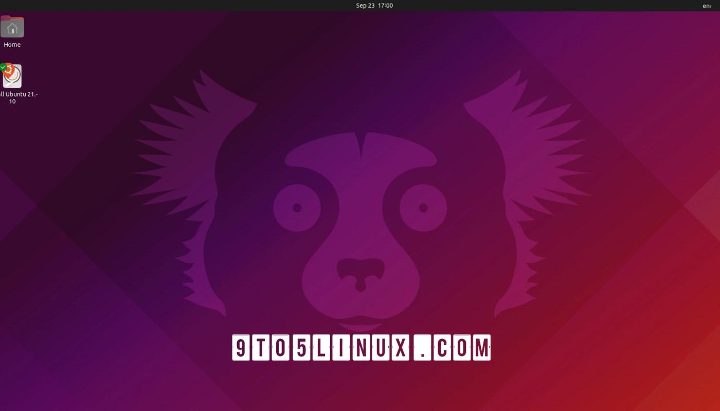 Ubuntu 21.10 Beta