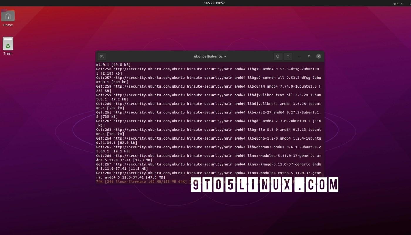 Latest Ubuntu Linux Kernel