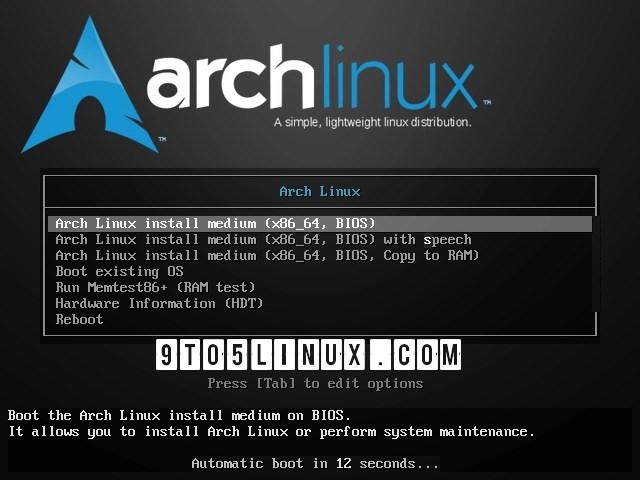Arch Linux Kernel 5.14