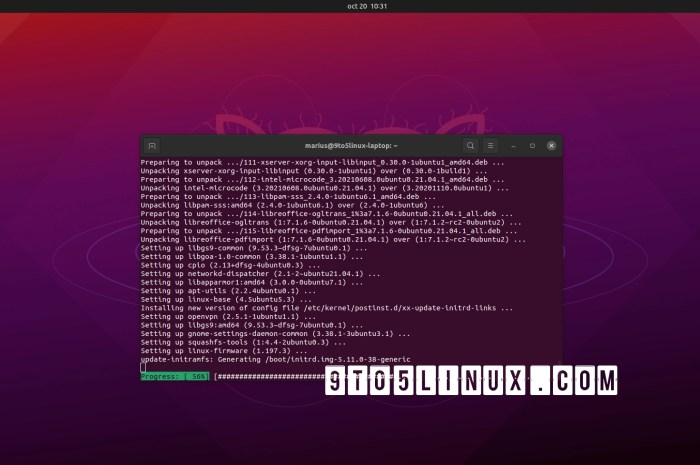 Ubuntu 21.04 and 20.04 LTS Users Get New Linux Kernel Security Update, Patch Now