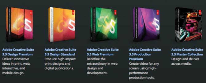 Adobe Creative Suite 5 Design Standard Release Notes