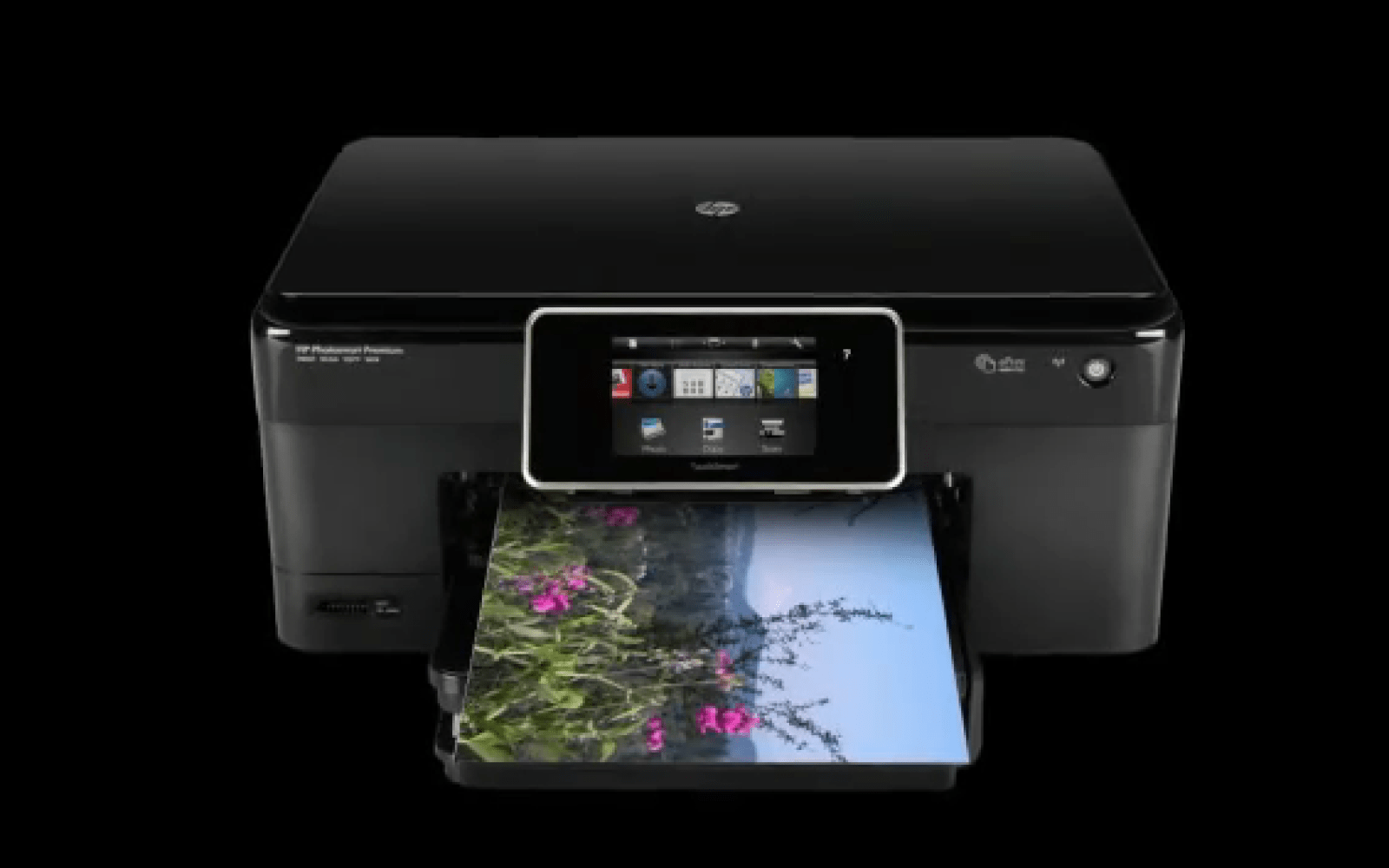 Hp Unveils Printer Control For Ios With Scan To Facebook Google
