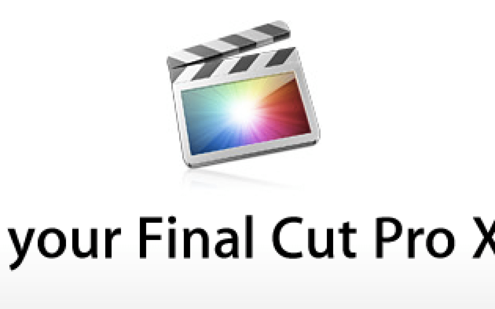 Apple officially responds to Final Cut Pro X complaints with new FAQ