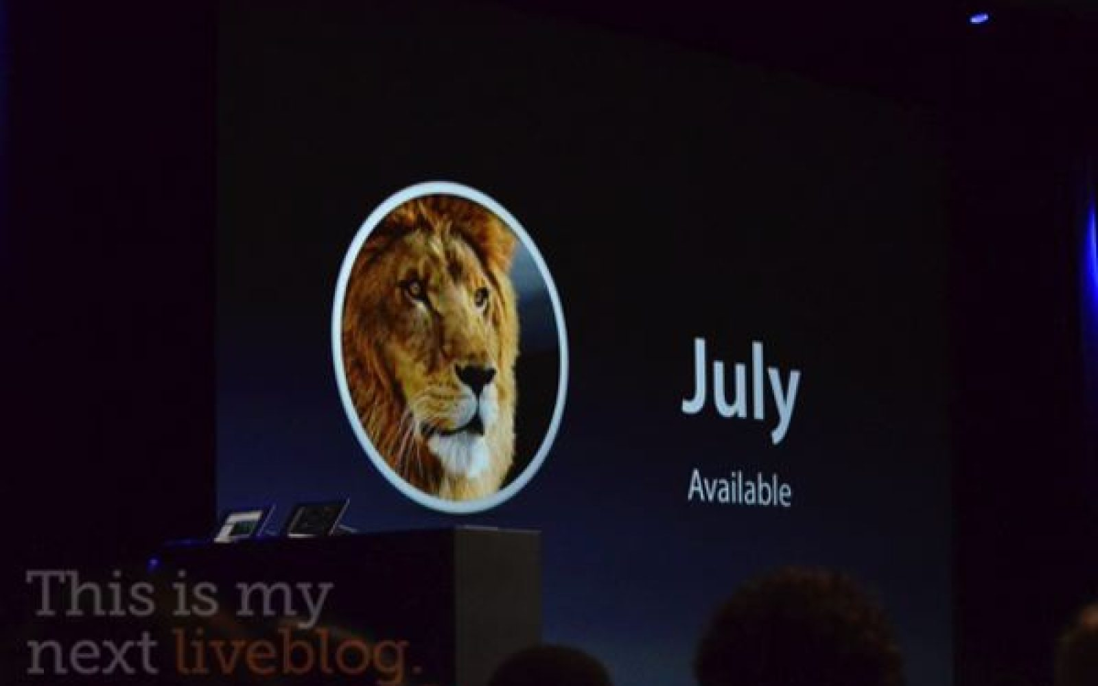 WWDC 2011: Mac OS X Lion a 4GB Mac App Store download for just $29