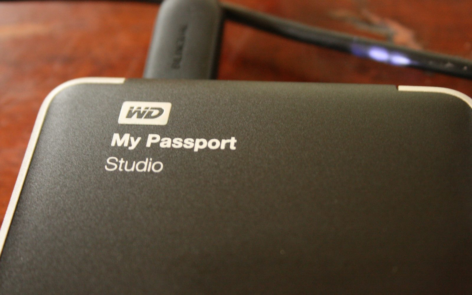 Review: Western Digital My Passport Studio portable hard