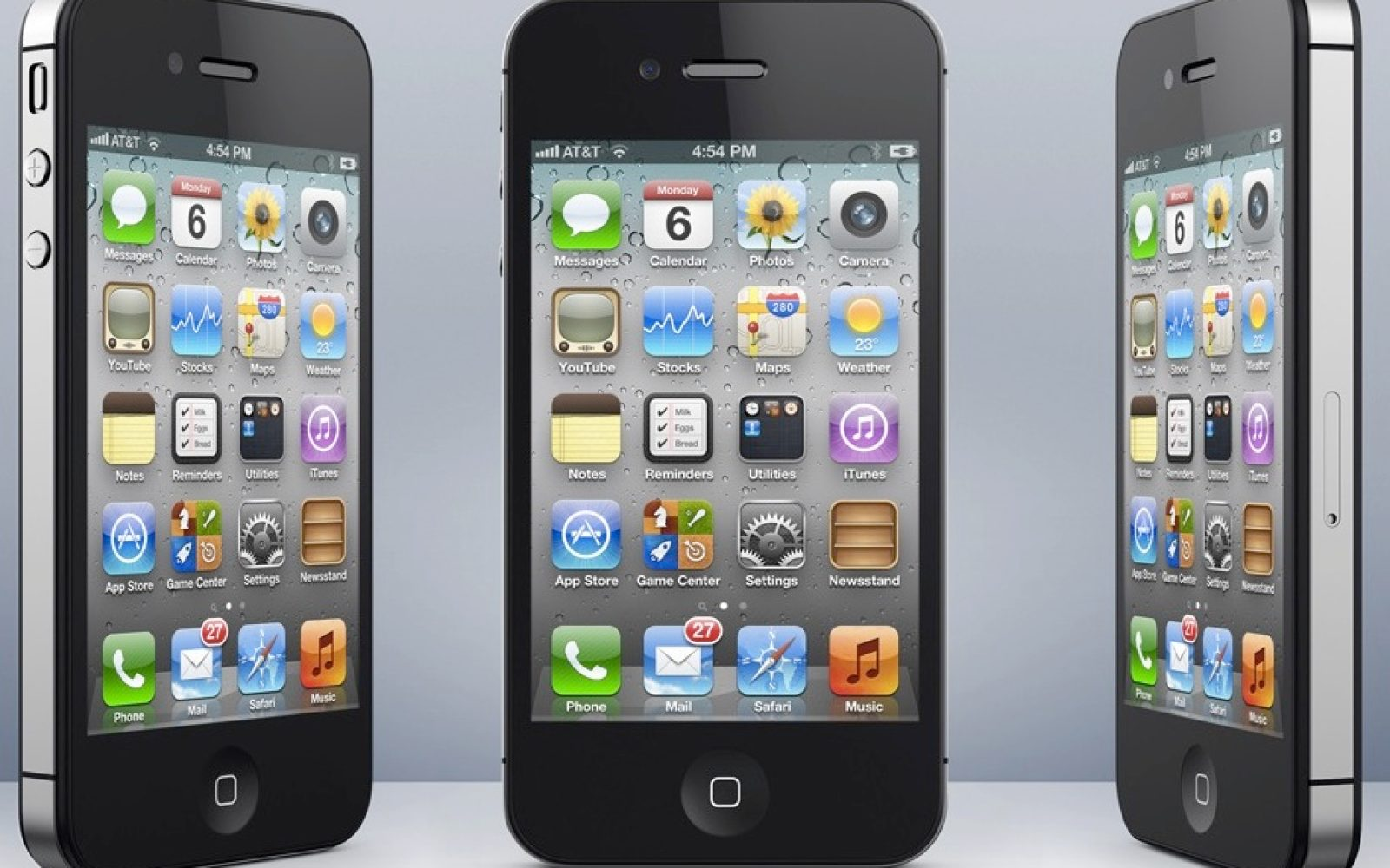 iPhone 4S with iPhone 4 design, dual-mode capability leaked by