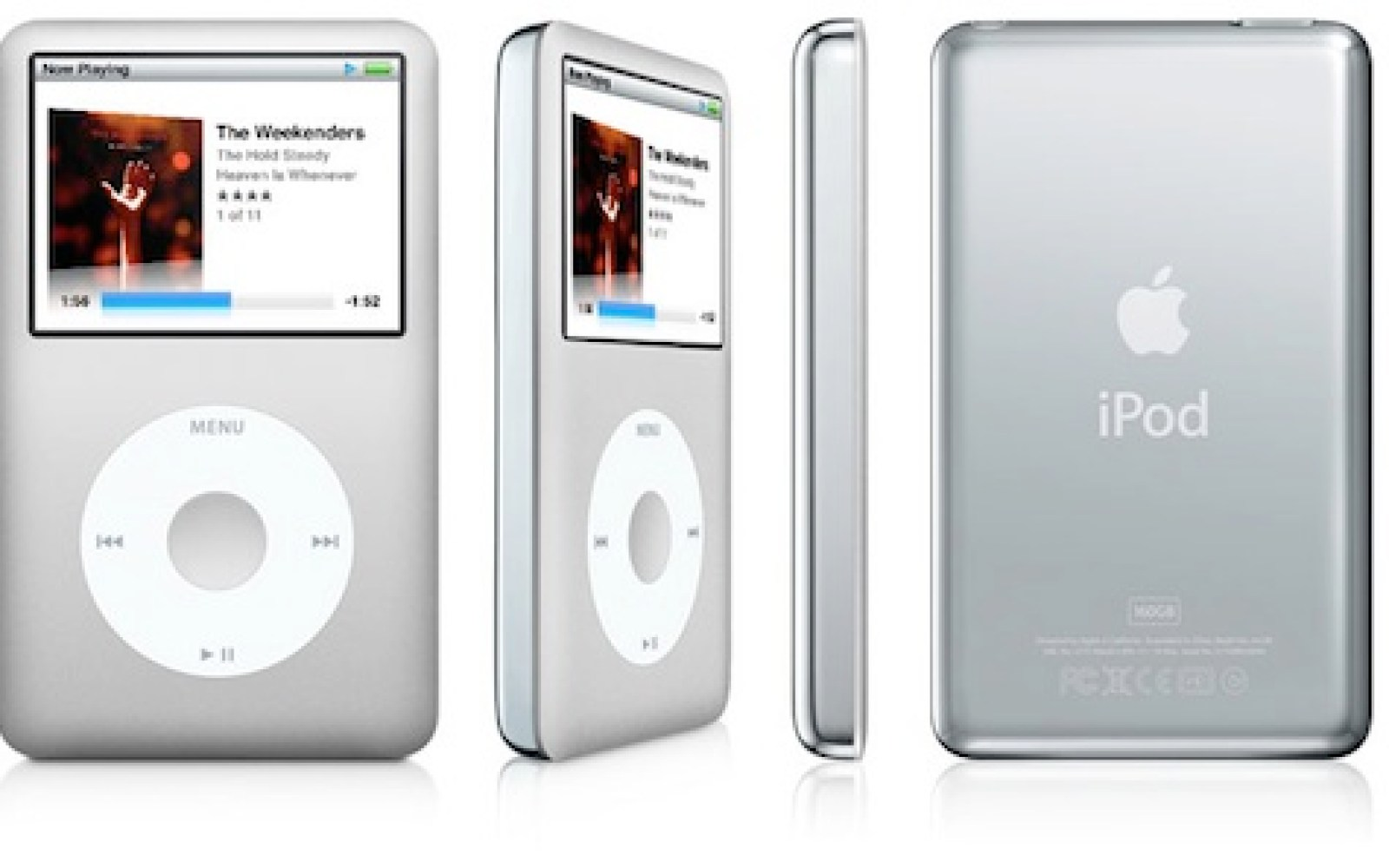 Tim Cook: iPod classic was discontinued due to unavailability of parts, engineering a new version wasn't worth it