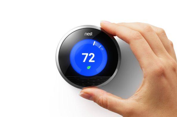 Nest thermostat 003
