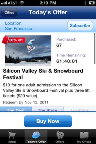 Gogole Shopper for iOS (iPhone screenshot 004)