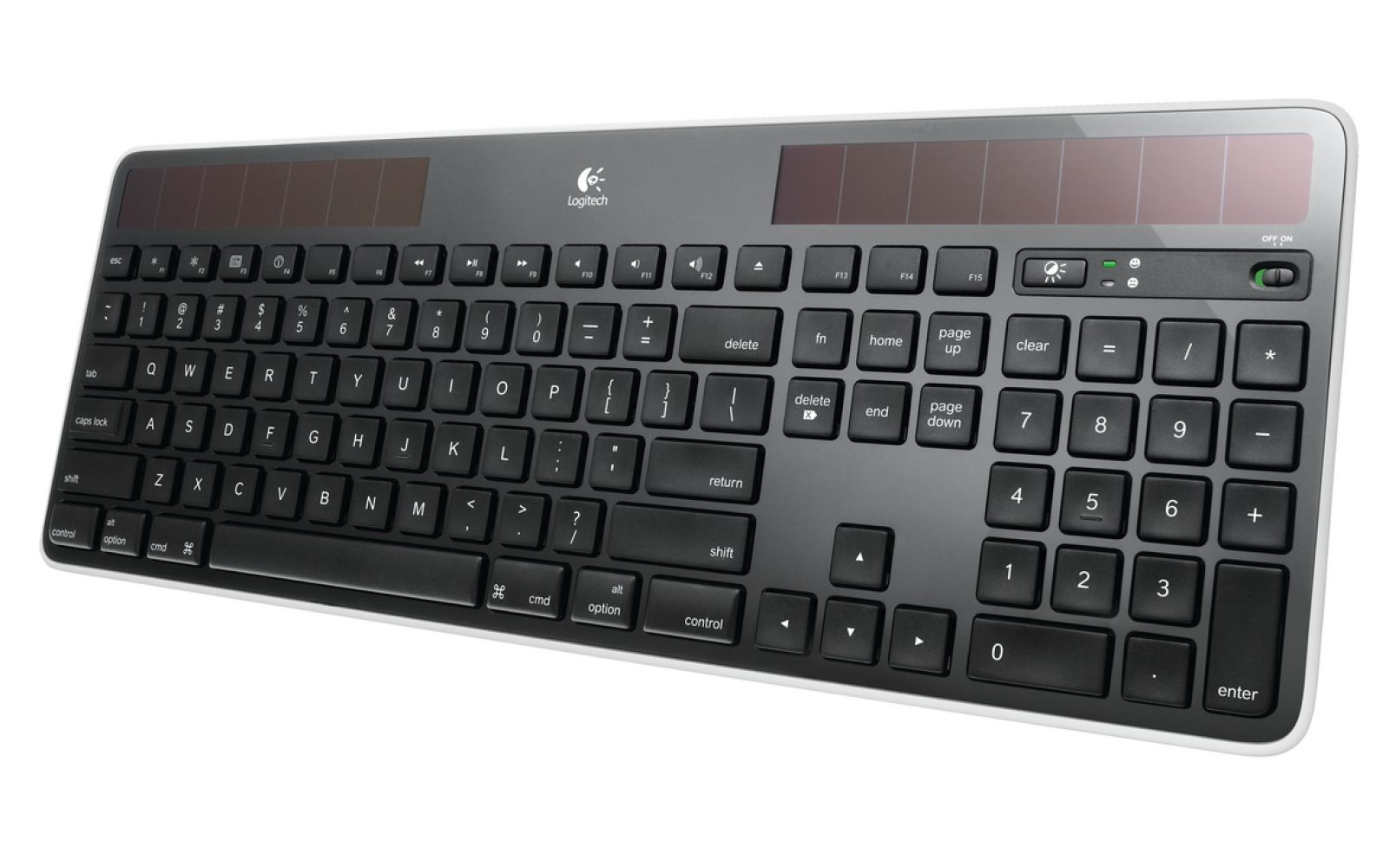 117ee9a9d1b Review: Three months with the Logitech Wireless Solar Keyboard K750 for Mac