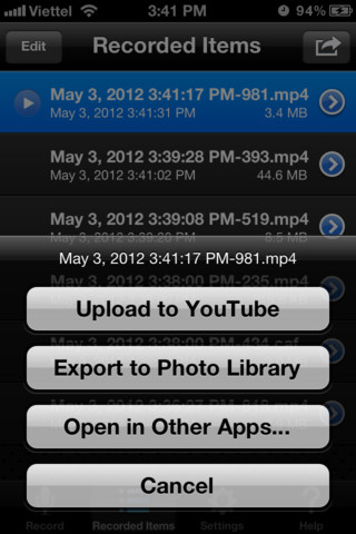 Display Recorder 3