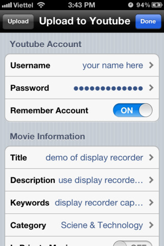 Display Recorder 4