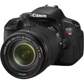 T4i w/ EF-S 18-135mm f/3.5-5.6 IS STM Lens