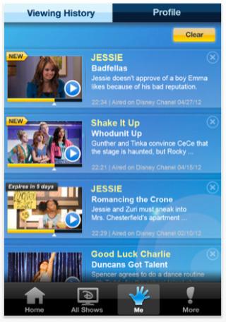 Watch Disney Channel
