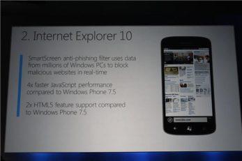 Windows Phone 8- 11