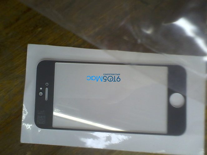 iPhone 5 Front Glass (1)