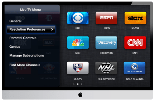 Apple TV concept 11