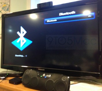 Bluetooth-appleTV
