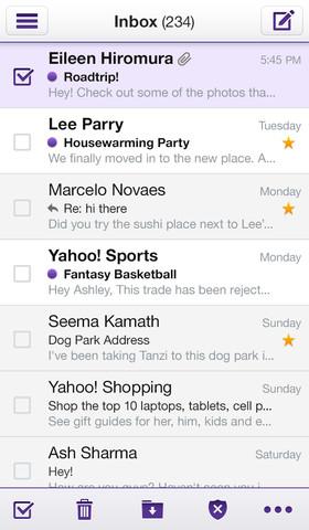 Yahoo! Mail 2