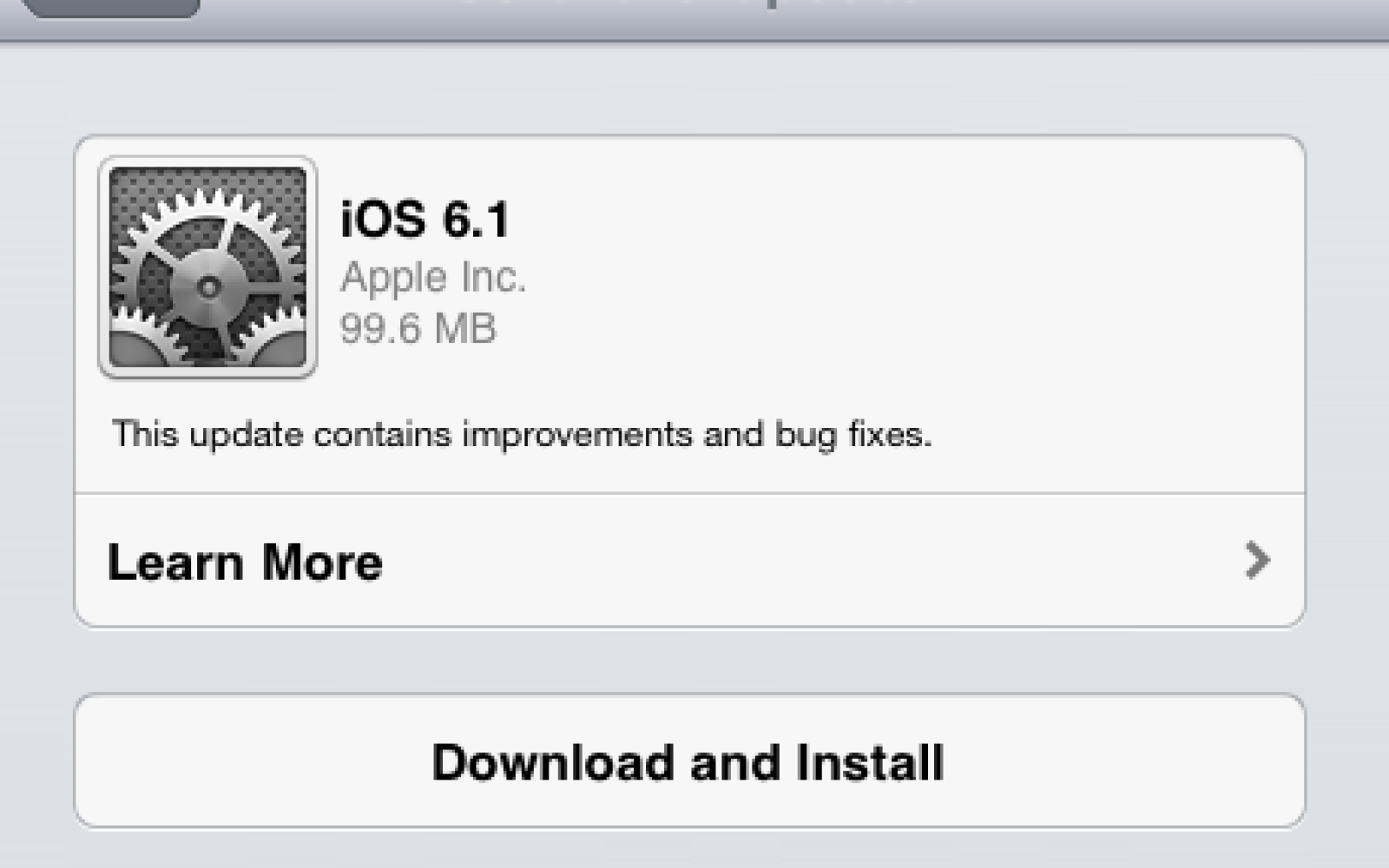 Apple releases iOS 6 1 with more LTE carrier support, Siri/Fandango