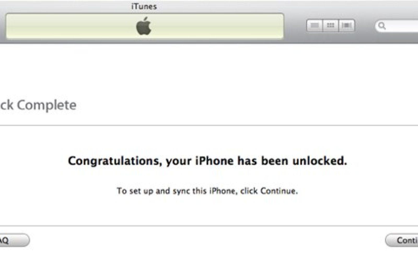 SIM lock - 9to5Mac
