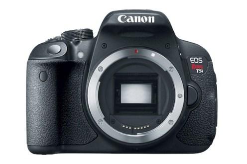 EOS Rebel T5i Digital SLR Camera