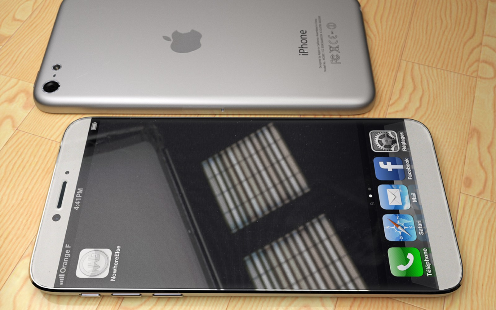 WSJ: Apple testing larger iPhone screens, some up to six inches